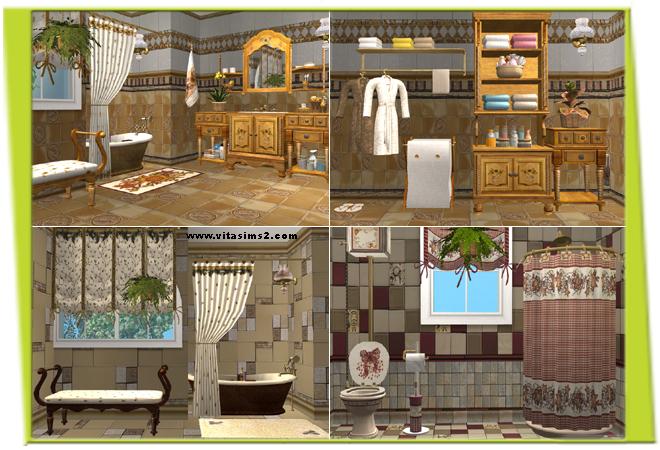 Мебель-ванная  Cottagebathroom