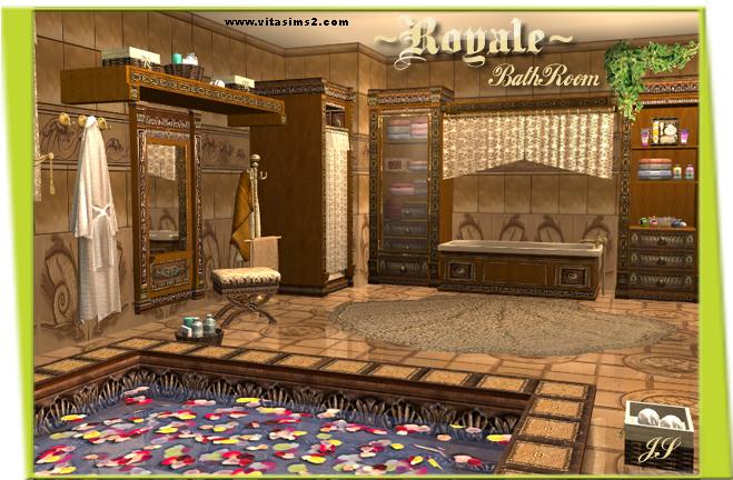 Мебель-ванная  Royalebathroom
